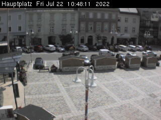 Webcam Hauptplatz